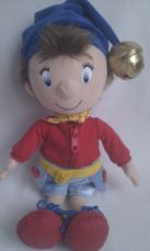 Adorable My 1st 'Noddy' Learn and Play Plush Activity Toy